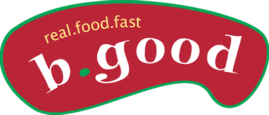 go to b.good restaurant website