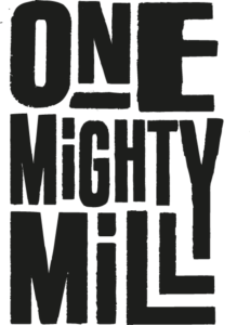 ONE MIGHTY MILL LOGO